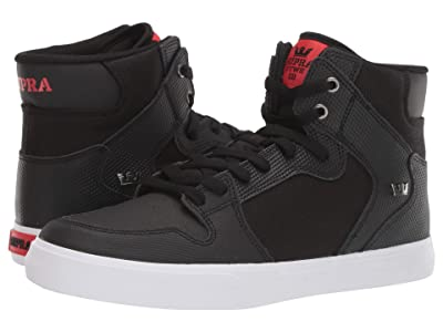 Supra Vaider (Black TUF/White) Men