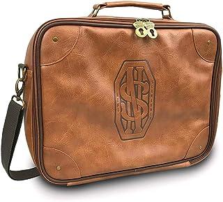 Harry Potter Men's Messenger Bag, Brown, 38 cm, Fantastic Beasts Newt Scamander