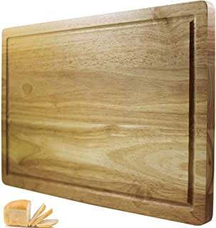 Planche à découper Chef Remi – Meilleur bloc à découper – Grand ustensile de cuisine 41x25 cm – Plus solide que le plastiq...