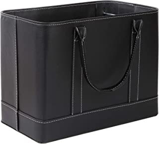 Trenton Gifts File Organizer Tote | Stylish Way to Keep Organized | Black