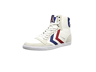 [ヒュンメル] hummel スニーカー Slimmer Stadil High Canvas