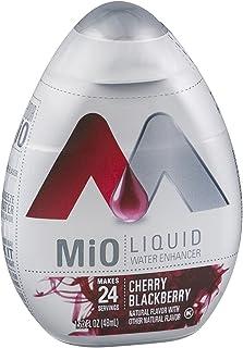 Mio Cherry Blackberry Liquid Water Enhancer, 1.62 Fluid Ounce -- 12 per case.