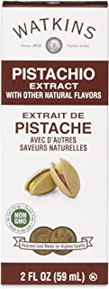 Watkins Natural Pistachio Extract, 2 Fl Oz (Pack of 24)