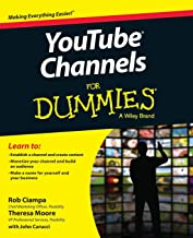 YouTube Channels For Dummies PDF