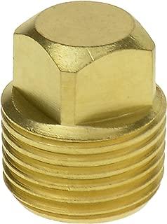 Shoreline Marine Solid Brass Garboard Drain Plug
