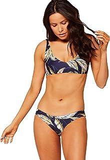 LSpace Women's Nightfall Palm Sandy Hipster Bikini Bottom