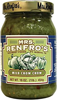 mrs. renfro's chow chow
