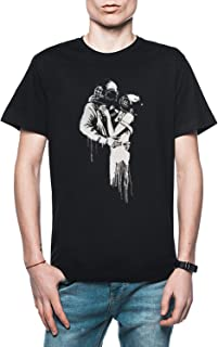 Rundi Pensar Tanque Hombre Camiseta Negro Todos Los Tamaños - Men's T-Shirt Black
