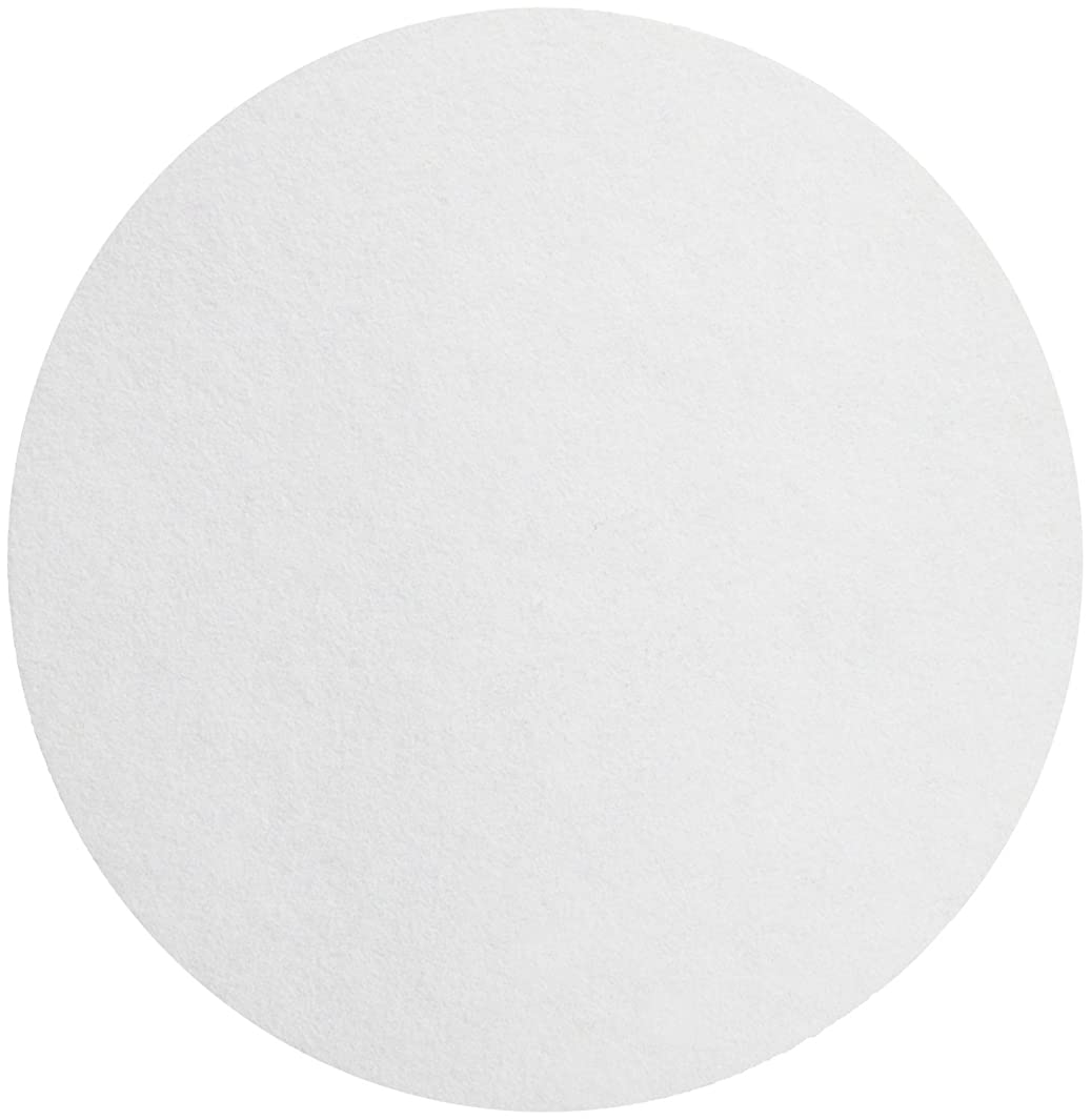 Whatman 1440-032 Ashless Quantitative Filter Paper, 3.2cm Diameter, 8 Micron, Grade 40 (Pack of 100)