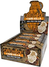 Grenade Carb Killa Caramel Chaos High Protein Bar, 12 x 60g