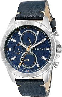 GIORDANO Men's Multi Function Blue Dial Watch - 1942-01