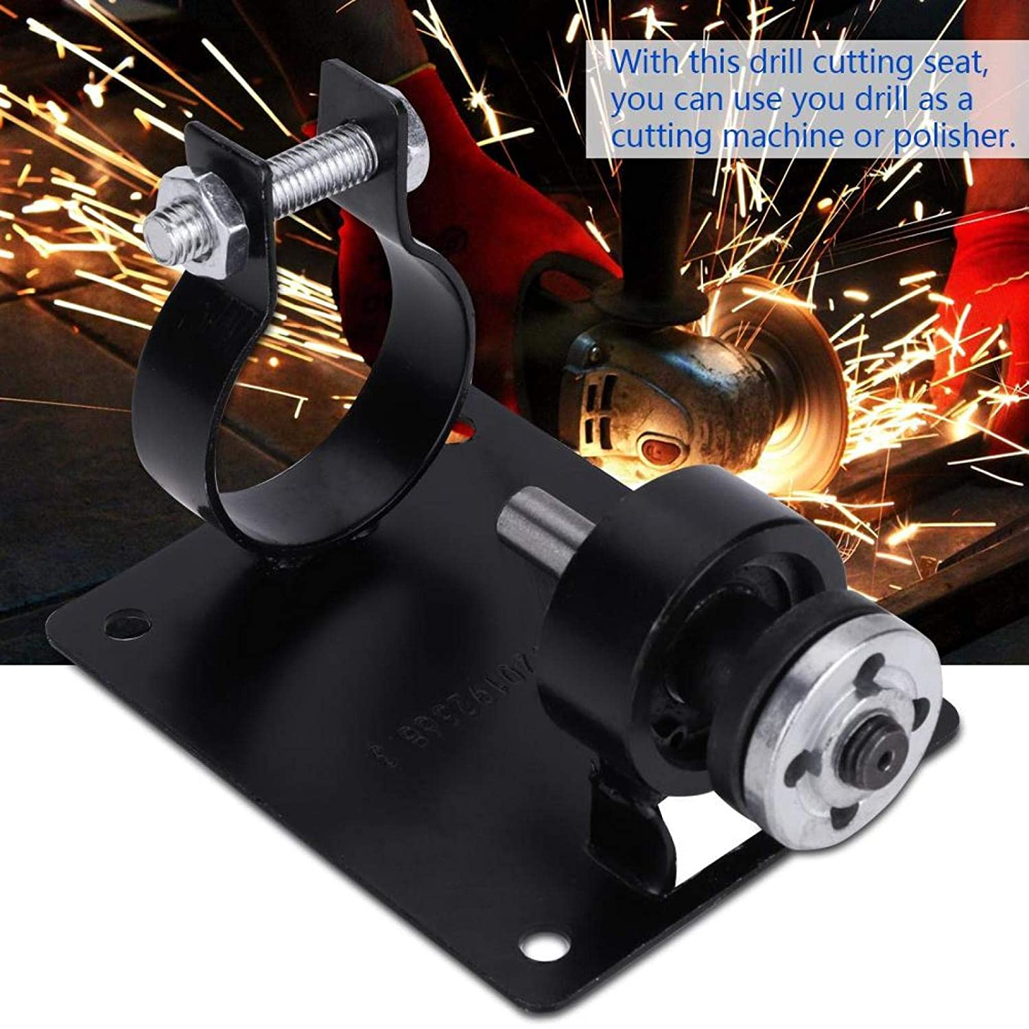 low-pricing Drill Cutting Bracket Professiona Seat New product!! Practical