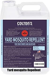 Colton's Naturals Mosquito Repellent Yard Perimeter Outdoor Concentrate Spray Barrier Pet & Kid Safe (128)