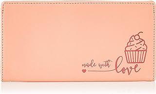 Baggit Women's Wallet (Rose)