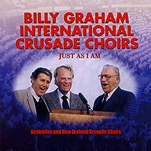billy graham crusade just as i am