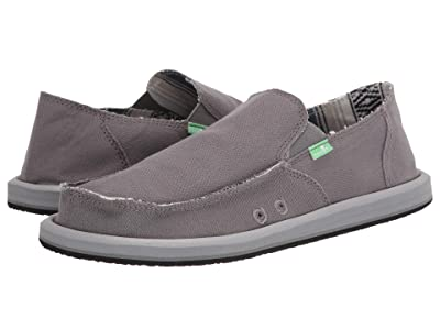 Sanuk Vagabond Baja (Charcoal) Men