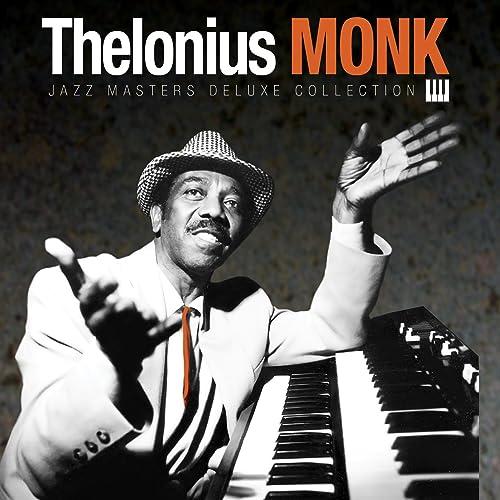 Thelonious Monk: (MFM 80) (Jazz Masters)