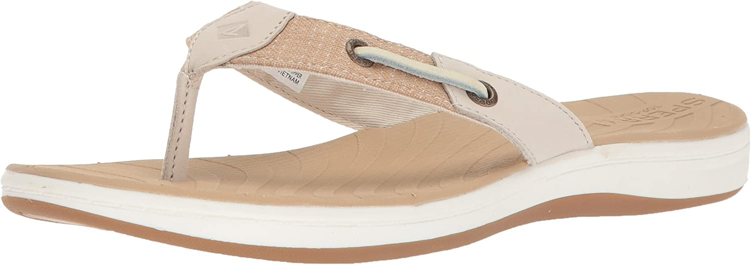 Sperry Womens Seabrook Surf Two-Tone Flip Flops