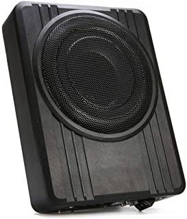 $95 » Sponsored Ad - 10'' 600W Under-Seat Car Subwoofer Powered Bass Amplifier Slim Enclosure Sub