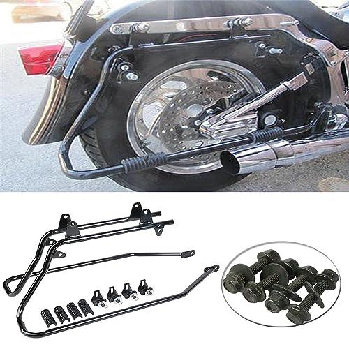 Harley Softail Saddlebags: Amazon com