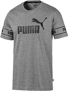 CamisetaHombreWhiteXxl Amazon Mcs Tee Negro Iconic Puma vmn0O8wN
