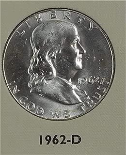 1962 D Franklin Half Dollar Uncirculated