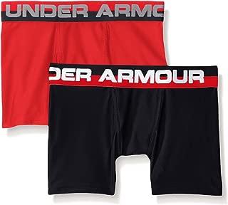 Under Armour Boys Original Series Boxerjock (2 Pack)