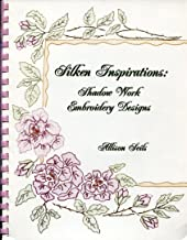 Silken Inspirations: Shadow Work Embroidery Designs