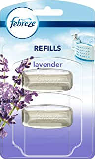 Febreze Small Spaces - Lavender Refill - Pack of 2-Pieces (2X5.5ml)
