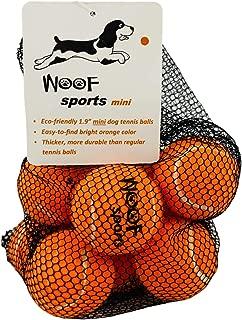 mini tennis balls for dogs