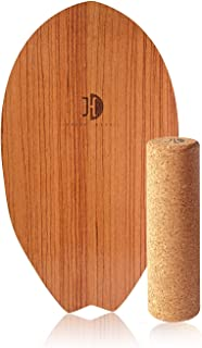 Tablas de quilibrio Balanceboard Sets con Rodillo de Corcho JUCKER HAWAII Homerider Balanceboard Sets 20 Modelos Diferentes