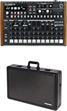 Arturia Drumbrute Analog Drum Sequencer with Magma Carry-Lite Case for Easy Transport
