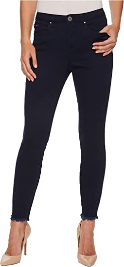 FDJ French Dressing Jeans - Sunset Hues Olivia Slim Ankle in Navy