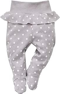 Little Bird Leggings M/ädchen Hose mit Elastischer Bund Baby Kinder Girls 95/% Baumwolle Jogginghose Haremshose Braun Rot Rosa 56-92 cm Pinokio