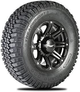 TreadWright GUARD DOG M/T Tire - Remold USA - LT285/70R17E Premier Tread Wear (40,000 miles)
