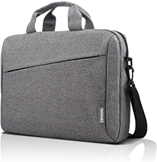Lenovo Laptop Carrying Case T210, fits for 15.6-Inch Laptop and Tablet, Sleek Design, High Quality, Durable and Water-repellent Fabric, Business Casual or School, GX40Q17231