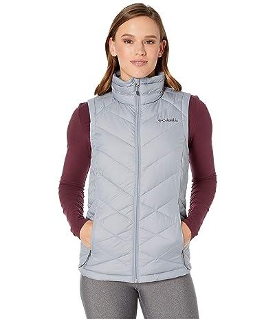 Columbia Heavenly Vest (Tradewinds Grey) Women