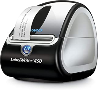 DYMO Label Printer | LabelWriter 450 Direct Thermal Label Printer, Great for Labeling, Filing, Mailing, Barcodes and More,...