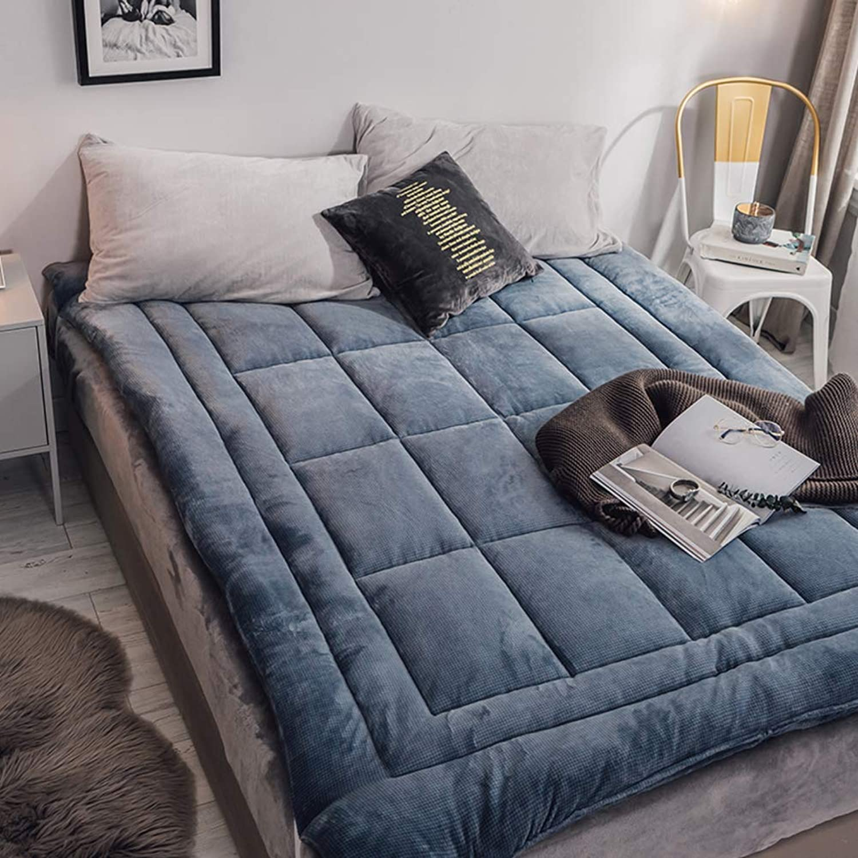 Tatami Mattress,Student Dormitory Tatami Cushion,Non-Slip L Single Comfort Multi-Function Floor Breathable-a 120x200cm(47x79inch)