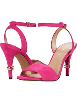 COACH Pink Heels + FREE SHIPPING