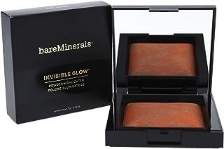 bareMinerals Invisible Glow Powder Highlighter - Dark to Deep, 7 g