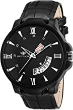 Eddy Hager Black Day and Date Men's Watch EH-145-BK