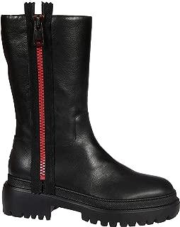 181 Luxury Fashion Womens BAYAKANERO Black Ankle Boots | Fall Winter 19