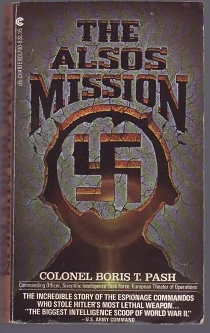 The Alsos Mission