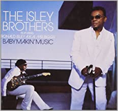 Baby Makin' Music Feat. Ronald Isley AKA Mr. Biggs