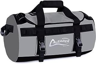Deluxe Water Resistant PVC Tarpaulin Duffel Bag Backpack 40L 70L 90L