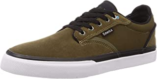 Emerica Men's Dickson Low Top Vulc Skate Shoe