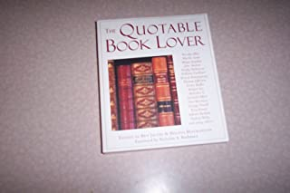 Quotable Book Lover