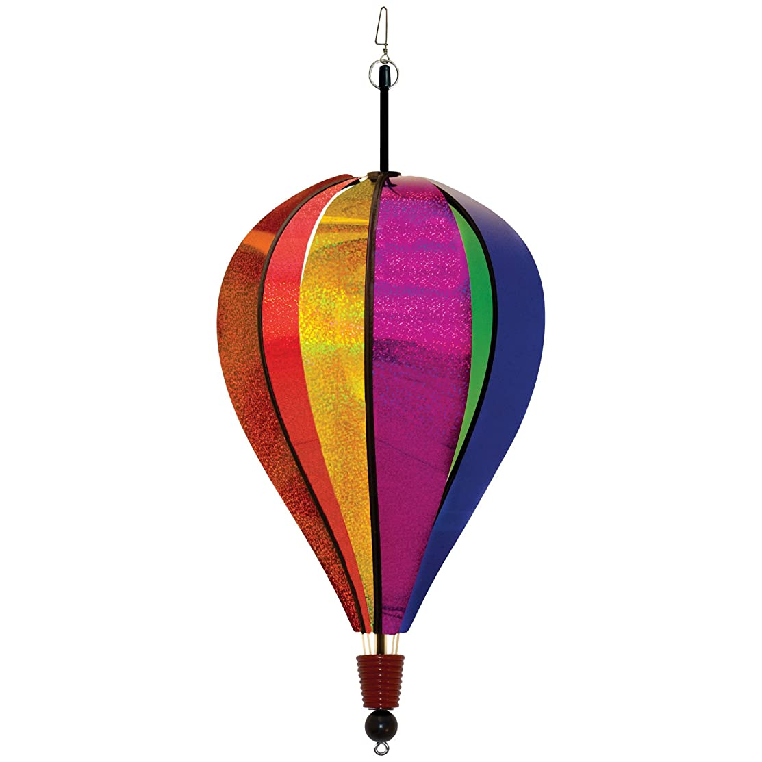 In the Breeze Glitter 6-Panel Hot Air Balloon
