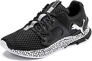 Puma Hybrid Sky Men'S Outdoor Multisport Training Shoes, Puma Black-Puma White, 10.5 US